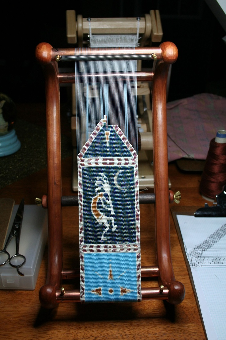 1000 Images About Beading Loom Work On Pinterest Loom