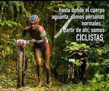 Image result for frases dichas por ciclistas