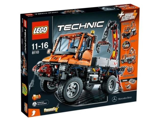 Save: 12% off #Lego #Mercedes_Benz_Unimog_U_400 #Lego_Technic $290.36