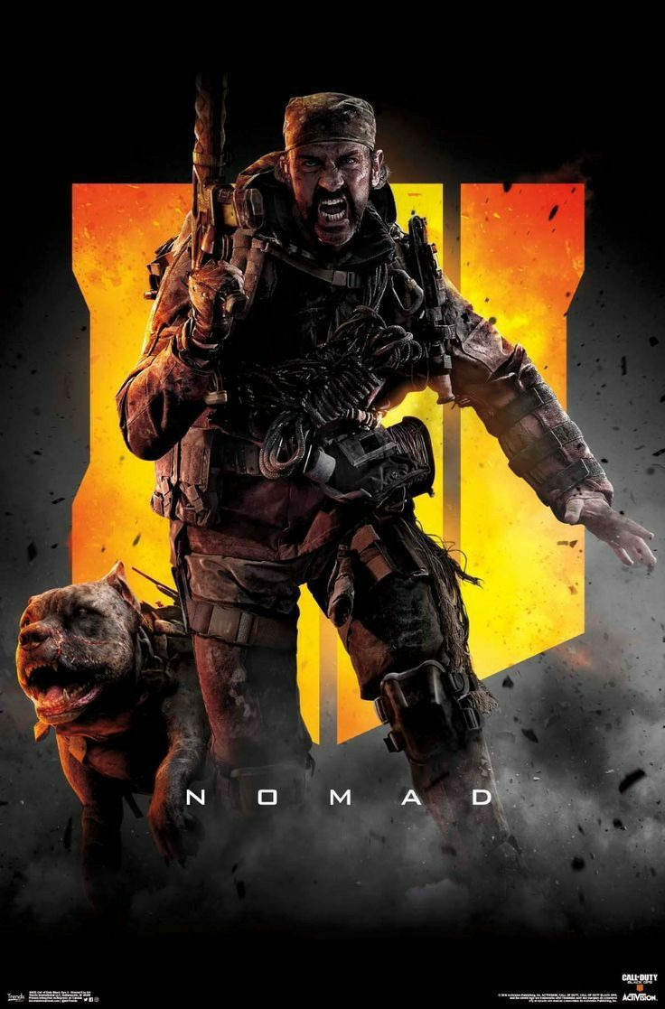 Call Of Duty Black Ops 4 Nomad Wallpaper Call Of Duty Black Ops 3 Call Of Duty Call Of Duty Black