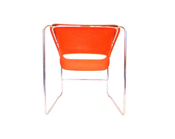 orange lotus chair paul boulva - Google Search