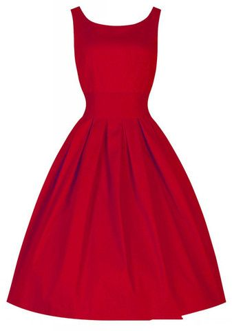 1000  ideas about Vintage Red Dress on Pinterest - Classy red ...
