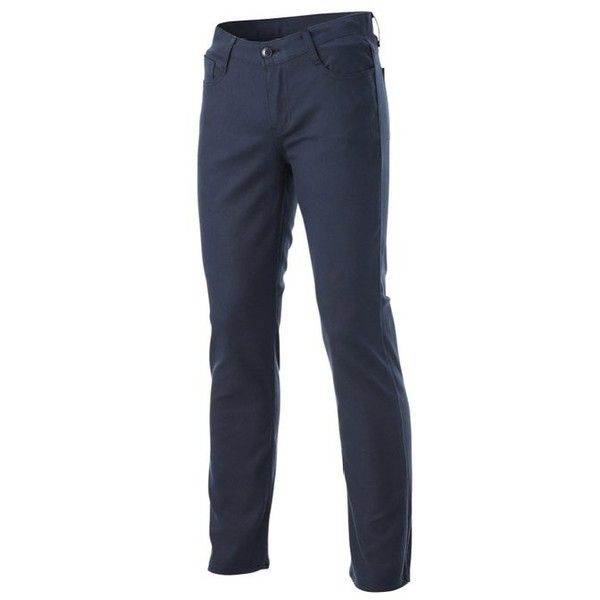 FLATSEVEN Mens Slim Fit Chino Pants Trouser Premium Cotton:... ($28) ❤ liked on Polyvore featuring men's fashion, men's clothing, men's pants, men's casual pants, mens chinos pants, mens cotton pants, mens slim fit pants, mens slim fit chino pants and mens slim pants