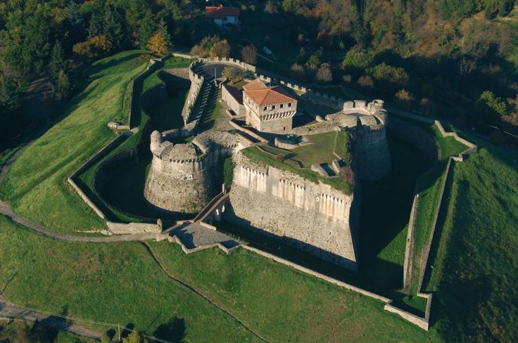Fortezza del Sarzanello, Sarzana, Liguria © Roberto Merlo