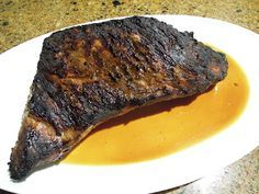Grilled Tri Tip with Tequila-Lime Marinade Recipe