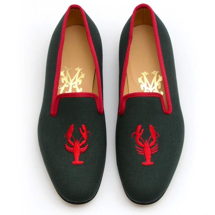 Lobster shoes? #joescrabshack