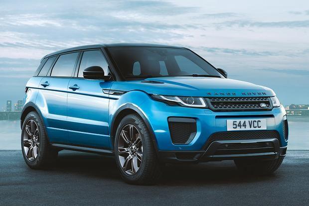 2018 Land Rover Range Rover Evoque New Car Review Ha Caratterizzato L Immagine Grande Thumb0 Range Rover Evoque Range Rover Land Rover