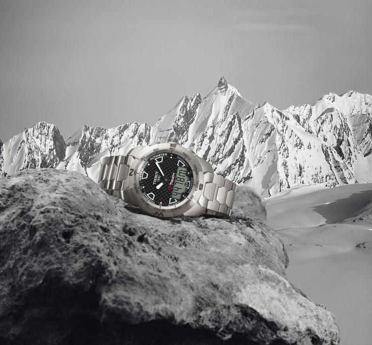 Reloj el jueves! Tissot relojes entre deportivo y clásico. Si usted está golpeando las laderas, buceo a nuevas profundidades o navegando por el mundo de los negocios, hay un Tissot para todo tiempo y lugar.