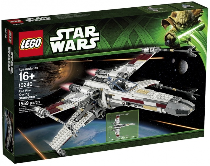 Official LEGO X-Wing