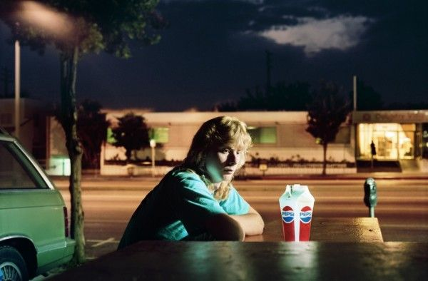 Brent Booth, 21 years old, Des Moines, Iowa, $30, 1990-92  from the Hustlers series Chromogenic print 30 3/4 x 43 1/4 inches (78.1 x 109.9 c...