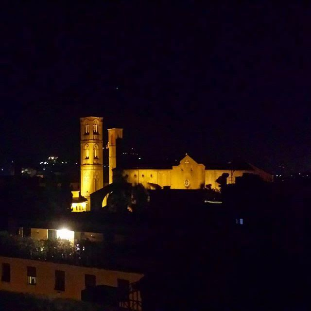 https://flic.kr/p/wg86QU | Senza titolo | Vi auguriamo buona serata e buon weekend con una prospettiva tutta particolare della Chiesa di San Francesco. Pic by @enricalazzarini