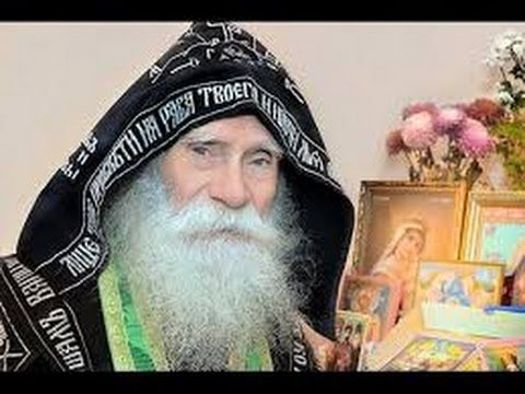 Предсмертное пророчество Одесского старца об Украине и о Войне