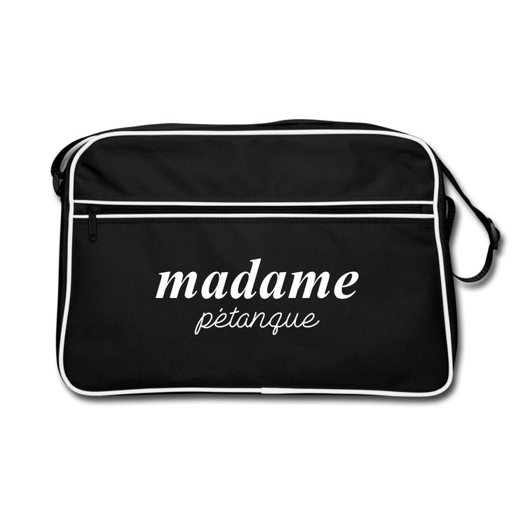 """Retro Bag - Sac Retro - Collection """"Madame Pétanque"""" #extremeboules #pétanqueextrème #streetpetanque #urbanpetanque #extremebocce #petanque #petanca #jeuxdeboules #boules #bocce #bocceball #beautiful #fashion #pretty #fashionstyle #street #shirt #shopping #styleoftheday #comfortable #outfitideas #outfit #trendystyle #inspiration #unique #menswear #clothes #outfitoftheday #mensfashion #shop #boutique #beauty #streetstyle #streetwear #streetwearfashion #urbanwear #hoodie #tshirt #black #white"""