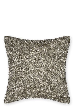 Buy Pleated Faux Silk Cushion from the Next UK online shop