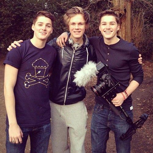 Finny, Casper Lee, Jack