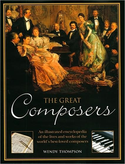 A guide to the lives and works of the 100 most famous classical composers, encompassing all styles of composition from medieval times to the present day