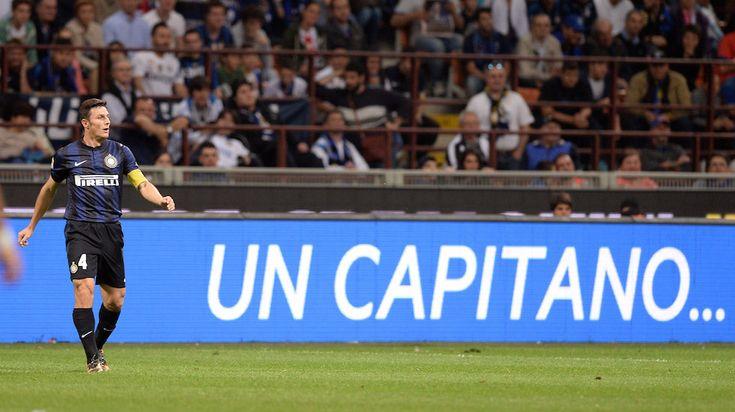 Javier Zanetti Last Match - 10.May.2014 #JZ4ever