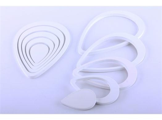 3D Ahşap Duvar Dekoru -  - Ev Dekorasyonu - 21,99 TL   markapella