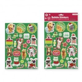 Bubble Stickers - Pet