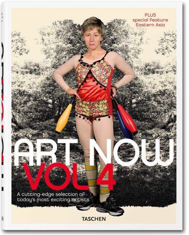 #Arte / Artistas: ART NOW VOL.4 - Hans Werner Holzwarth #Taschen