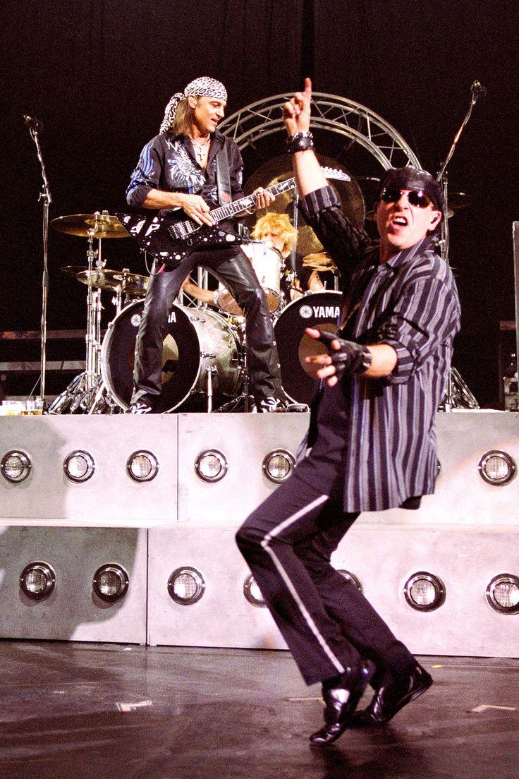 Scorpions 2006 Scorpion Hair Metal Bands Heavy Metal Bands