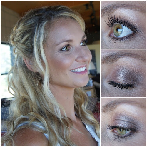 Wedding Makeup - The Bride FOTD ~ Dutchess Roz