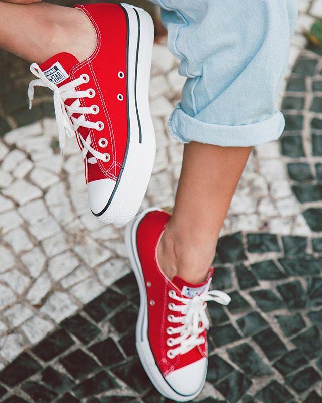 Converse All Star baratas | Tênis fashion feminino, Converse