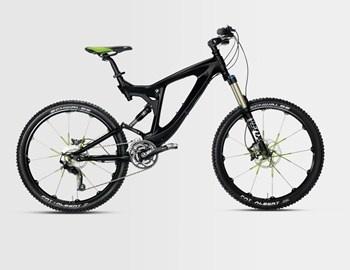 Η άσκηση στην εξοχή με mountain bike έχει πολλούς φίλους και θετικά αποτελέσματα για τη συνολική φυσική μας κατάσταση. Το νέο αναβαθμισμένο Mountain bike endurο 2012 παρουσιάστηκε από την BMW. Διαθέτει μαύρο μεταλλικό πλαίσιο αλουμινίου,