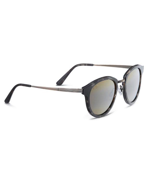 Maui Jim Round Mjh263-16C-50 Men'S Sunglasses, http://www.snapdeal.com/product/maui-jim-round-mjh26316c50-mens/1221280662