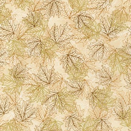 Robert Kaufman Fabrics: SRKM-16042-163 SPICE from Shades of the Season 9