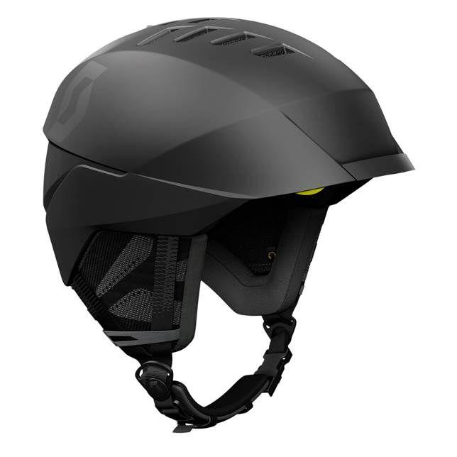 Scott Symbol Ski Helmet with MIPS in Matt Black