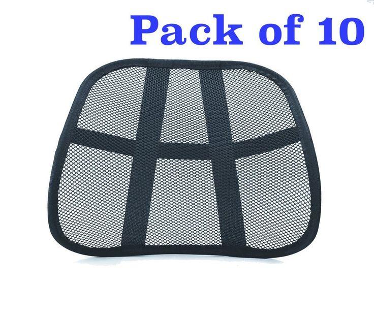 Bdkusa 5077 Ergonomic Back Support System Cool Mesh Arc Posture Correction (10)