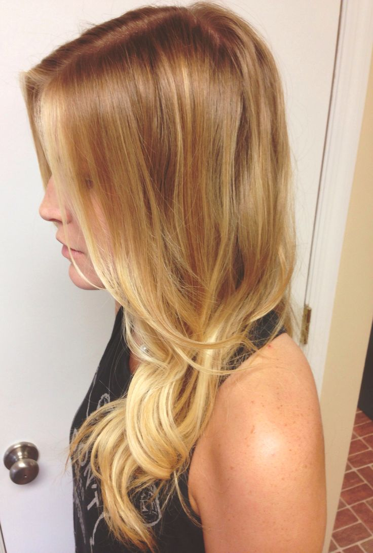 Strawberry Blonde Balayage Hairbyalexis Beautiful Hair