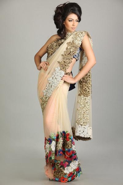 Could be a great bridesmaids sari!