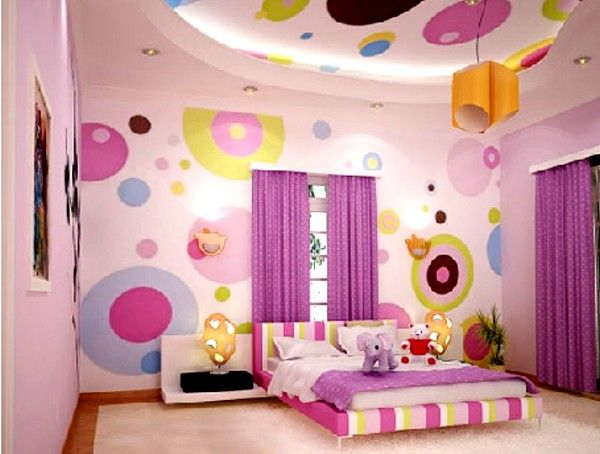 Kids bedroom painting ideas #kids #bedroom http://twogreenbananas.com/free/coloring-pages/