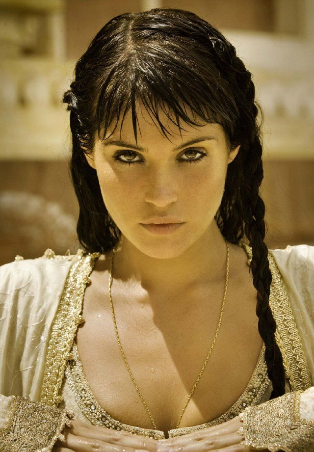 The talented Gemma Arterton