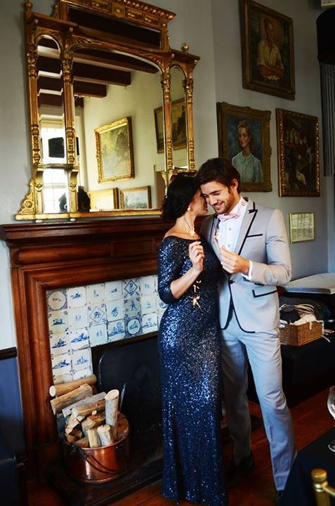 Oh-so elegant and ultra-glamorous! #Engagement shoot from a soon-to-be #realbride in her #dream #dress she found at Bride&co. Photography by Melissa Naude Photography. Click to view more #stunning #dresses from #brideandco #engagementdresses