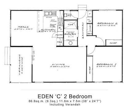 25 best ideas about granny flat on pinterest granny for Granny flats floor plans