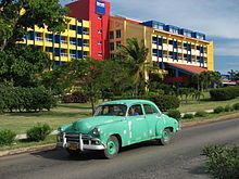 Varadero, Cuba (in that exact hotel, Barcelo Solymar)