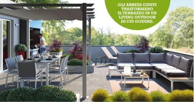 Arredi Per L Esterno Rinnovare Terrazzo E Giardino Outdoor