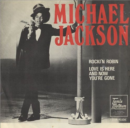 Rockin' Robin - Michael Jackson (Album: Got to Be There / 1972)
