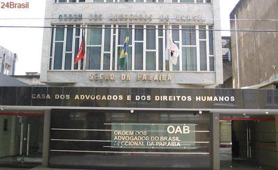 Presidente da OAB-PB se cala sobre denúncia de 'Fio Preto' da Energisa