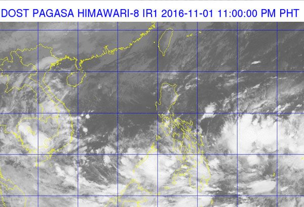 LPA to bring rains over Philippines today | Headlines, News, The Philippine Star | philstar.com