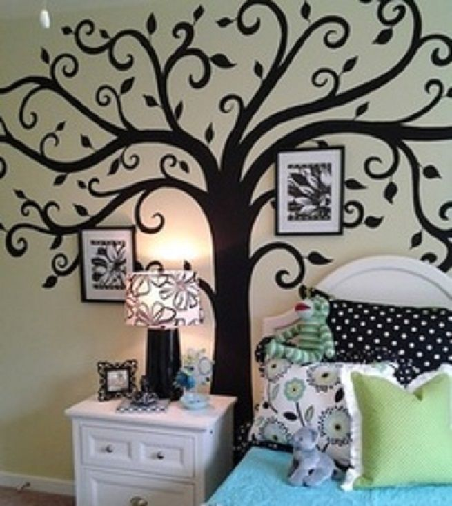 Outstanding Collection Of Teen Wall Décor: Teen Bedroom Wall Decor ~  Virtualhomedesign.net Wall Decals Inspiration | Kidu0027s Room Decor |  Pinterest | Teen ...