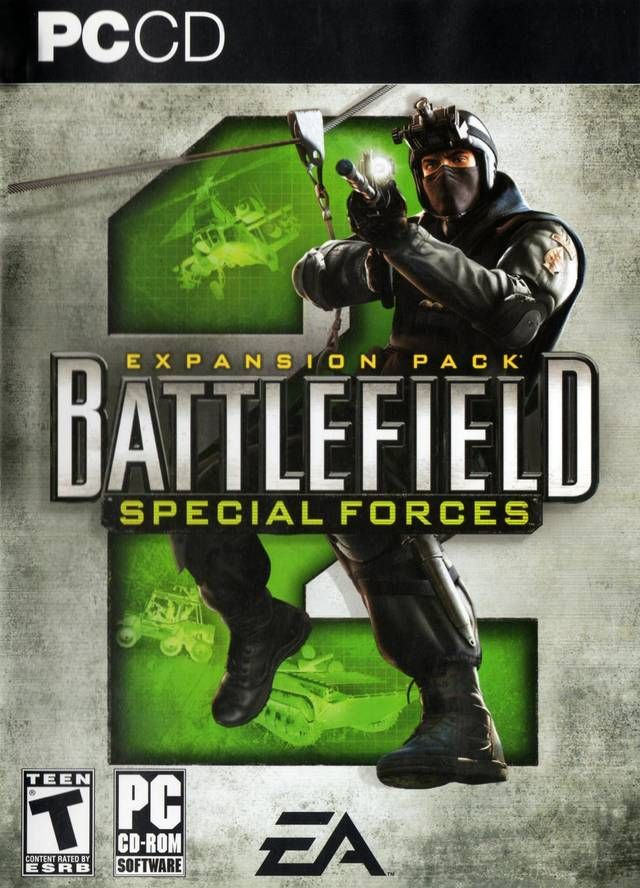 Battlefield 2 Special Forces