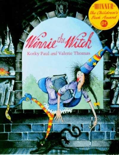 Winnie the Witch |