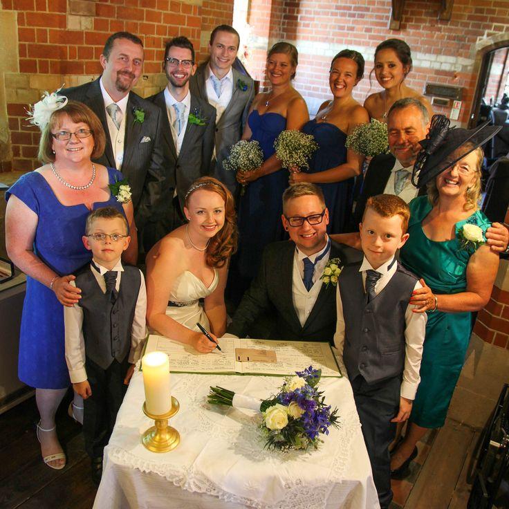 Wedding party  16/08/2014