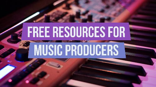 Drumkits / Samples / Loops / Acapellas / Presets / VST Plugins / Stems / Remix Competitions/ Audio Mastering Services / Places to Submit Your Music & More!