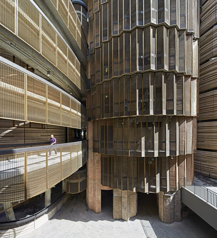 Learning Hub (The Hive) | Heatherwick Studio