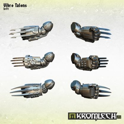 Legionaries Vibro Talons - Left Arms